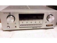 Marantz Super Amp - Receiver SR-5400 massive 6 x 90 watts Silver Glasgow