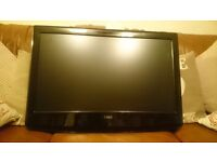 """Cello 27"""" LCD Television with DVD & DVB"""