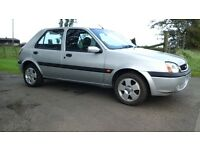 Ford fiesta 2002, mot june 29th, only 45k miles