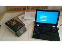 Acer Aspire Convertible Laptop/Touch Pad.
