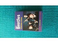 Beatles playing cards £5