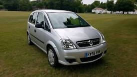 2006 Vauxhall Meriva