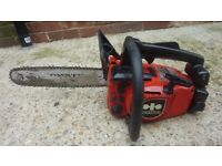 Komatsu Zenoah japanese professional top handle chainsaw nice condition