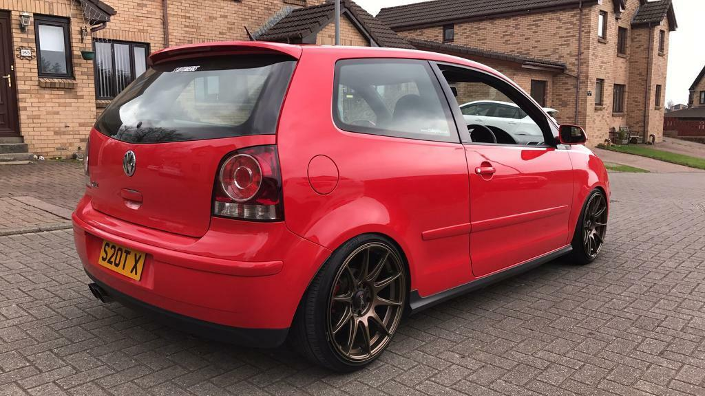 vw polo 9n3 gti in erskine renfrewshire gumtree. Black Bedroom Furniture Sets. Home Design Ideas