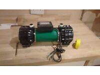 Salamander Twin impeller RSP100. Multi shower pump.