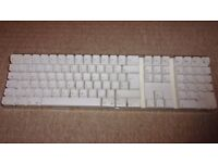 Apple White Wireless Bluetooth Keyboard