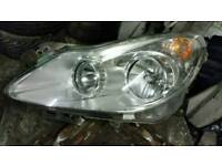 Vauxhall corsa headlight 2007