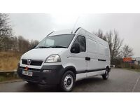 Vauxhall Movano 2.5 CDTI 16v 3500 LWB 4dr High Roof 6 MTHS WARRANTY INCL. NO VAT. 1 PREVIOUS OWNER