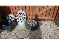 4x16 inch rims from 2004 Renault Clio