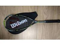Wilson Force BLX 165 Squash Racket