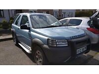 Land Rover - Freelander - Great condition - 12 Months MOT! - Tow bar included - Price Lowered