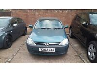 vauxhall corsa semi-auto for quick sale only £750