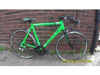 VIKING SPRINT XRR 14 SPEED RACING BIKE LIGHTWEIGHT 22in/56cm ALLOY FRAME MINT COND