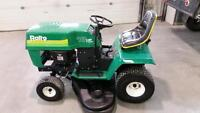 18hp lawn tractor