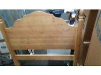 WOODEN SINGLE BED FRAME FOR SALE