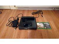 Xbox One 500gb + Kinect + 5 Games