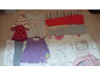 Bundle of Little Girls Clothes for 2-3 years.