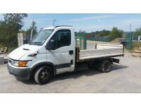 Iveco daily 35 tipper