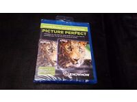 KNOWHOW - Picture Perfect (Blu-ray + DVD + digital copy) SEALED