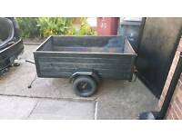 5x3 trailer ideal for camping