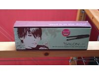 Salon UK ceramic hair straighteners