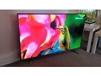 "HISENSE UB50EC591UWTSEU 50"" 4K UHD DLED HDR SMART TV"