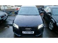 AUDI A3 2010 2.0TDI S LINE BLACK EDITION 1 OWNER DRL FACELIFT 3 DOOR 140BHP