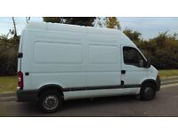 AUTOMATIC Renault Master 2008 MWB