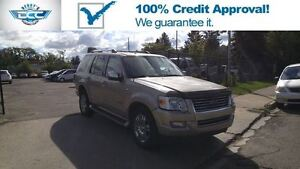 2007 Ford Explorer Limited V8 7 Pass. Amazing Value!!