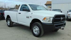 2016 Ram 2500 REGULAR CAB 4X4 - ONLY 6,200 KMS