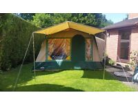 Cabanon Antigua 5 Berth Frame Tent