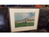 Green Mountain artist Unknown - Great Condition