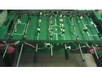 Large sturdy Football table