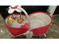 Tiny love for babies 3 in 1 rocker .chair .bed