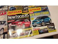Autocar Magazine Collection 1995-2014