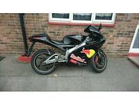 Aprilia rs 125 race tuned Can deliver