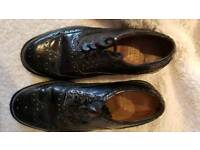 Ghillie brogues size 7