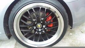 "Cades alloy wheels 19"""