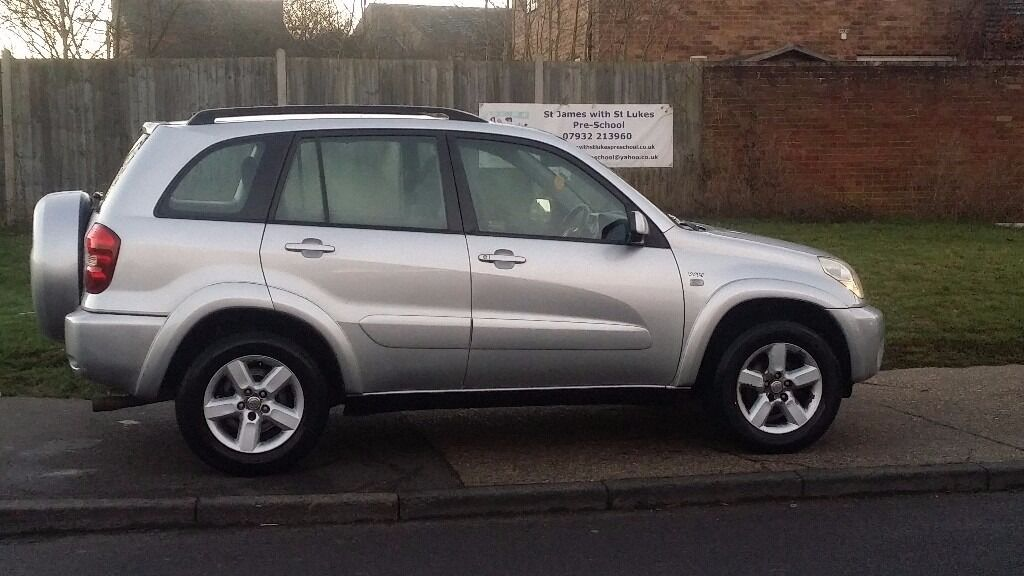 2005 Toyota Rav 4 Female Owner Quick Sale In Harlow