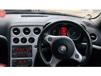 Alfa Romeo 159 2.4 JTDM 2006. Next MOT due 16/08/2018