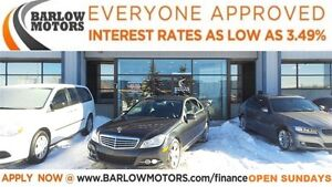 2013 Mercedes-Benz C-Class C 300 4MATIC (APPLY NOW DRIVE NOW)