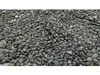 Free small garden pebbles