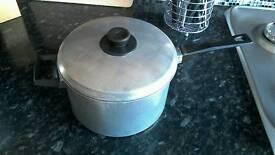 Large Pan. £2.00 (ONO)