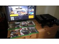 Xbox one 2 controller's 14/39 games !!! 230£/310£ !!!