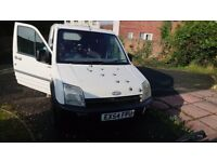 Ford Transit connect td swb