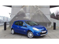 2010 10 RENAULT CLIO 1.5 DCI DYNAMIQUE DIESEL 3DR BLUE (CHEAPER PART EX WELCOME)