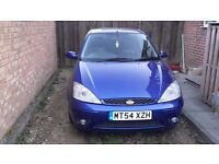 Ford Focus ST 170 54 plate