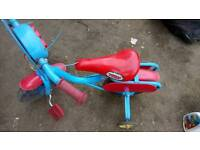 Thomas tank engine bike, used for sale  West Sussex