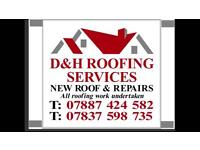 D&H ROOFING SERVICES