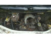 Ford transit 2.5 engine